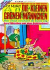 Cover for Die kleinen grünen Männchen (Condor, 1983 series) #6