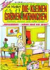 Cover for Die kleinen grünen Männchen (Condor, 1983 series) #8