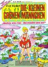 Cover for Die kleinen grünen Männchen (Condor, 1983 series) #10