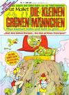 Cover for Die kleinen grünen Männchen (Condor, 1983 series) #11