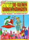 Cover for Die kleinen grünen Männchen (Condor, 1983 series) #16