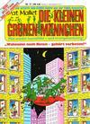 Cover for Die kleinen grünen Männchen (Condor, 1983 series) #17