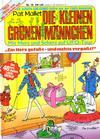 Cover for Die kleinen grünen Männchen (Condor, 1983 series) #18