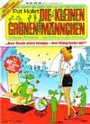 Cover for Die kleinen grünen Männchen (Condor, 1983 series) #20