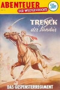 Cover Thumbnail for Abenteuer der Weltgeschichte (Lehning, 1953 series) #10