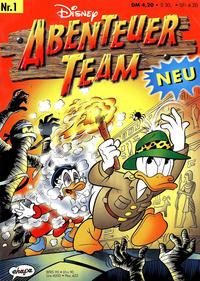 Cover Thumbnail for Abenteuer Team (Egmont Ehapa, 1996 series) #1