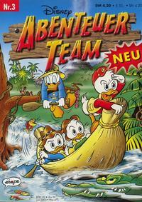 Cover Thumbnail for Abenteuer Team (Egmont Ehapa, 1996 series) #3