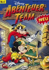 Cover Thumbnail for Abenteuer Team (Egmont Ehapa, 1996 series) #4