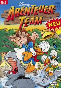 Cover Thumbnail for Abenteuer Team (Egmont Ehapa, 1996 series) #5