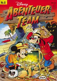 Cover Thumbnail for Abenteuer Team (Egmont Ehapa, 1996 series) #8