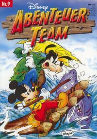 Cover Thumbnail for Abenteuer Team (Egmont Ehapa, 1996 series) #9