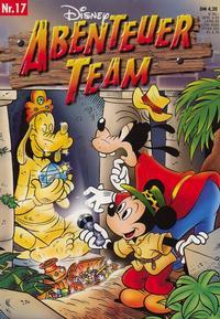 Cover Thumbnail for Abenteuer Team (Egmont Ehapa, 1996 series) #17