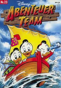 Cover Thumbnail for Abenteuer Team (Egmont Ehapa, 1996 series) #23