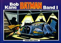 Cover Thumbnail for Batman (Reiner-Feest-Verlag, 1986 series) #1