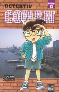 Cover Thumbnail for Detektiv Conan (Egmont Ehapa, 2001 series) #13