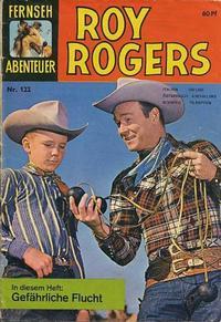 Cover Thumbnail for Fernseh Abenteuer (Tessloff, 1960 series) #122