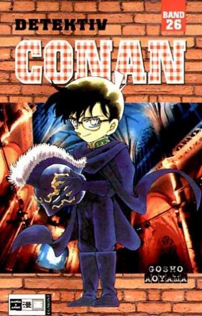 Cover for Detektiv Conan (Egmont Ehapa, 2001 series) #26
