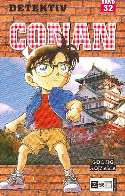 Cover for Detektiv Conan (Egmont Ehapa, 2001 series) #32