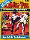 Cover for Kung-Fu (Bastei Verlag, 1975 series) #101