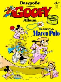 Cover Thumbnail for Das große Goofy Album (Egmont Ehapa, 1977 series) #4