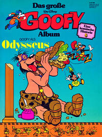 Cover for Das große Goofy Album (Egmont Ehapa, 1977 series) #8