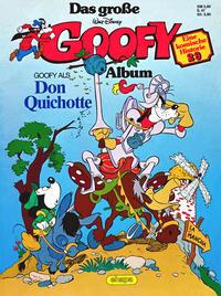 Cover Thumbnail for Das große Goofy Album (Egmont Ehapa, 1977 series) #29