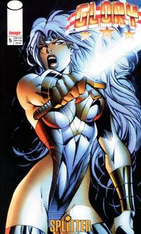 Cover Thumbnail for Glory (Splitter, 1997 series) #5