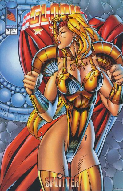 Cover for Glory (Splitter, 1997 series) #7