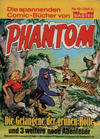 Cover for Phantom (Bastei Verlag, 1980 series) #12