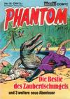 Cover for Phantom (Bastei Verlag, 1980 series) #15
