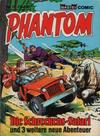 Cover for Phantom (Bastei Verlag, 1980 series) #16