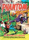 Cover for Phantom (Bastei Verlag, 1980 series) #22