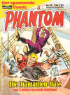 Cover for Phantom (Bastei Verlag, 1980 series) #24