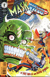Cover for The Mask / Marshal Law (Dark Horse, 1998 series) #2