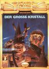 Cover for Schwermetall präsentiert (Kunst der Comics / Alpha, 1986 series) #1 - Der große Kristall 1