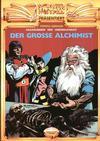 Cover for Schwermetall präsentiert (Kunst der Comics / Alpha, 1986 series) #2 - Vagabunden der Unendlichkeit 1 - Der grosse Alchimist