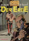 Cover for Schwermetall präsentiert (Kunst der Comics / Alpha, 1986 series) #27 - Die Überlebende 2 - Der Erbe
