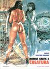 Cover for Schwermetall präsentiert (Kunst der Comics / Alpha, 1986 series) #40 - Morbus Gravis 3 - Creatura
