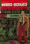 Cover for Schwermetall präsentiert (Kunst der Comics / Alpha, 1986 series) #46 - Hard Boiled 1