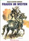 Cover for Schwermetall präsentiert (Kunst der Comics / Alpha, 1986 series) #55 - Frauen im Westen