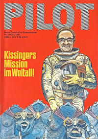 Cover Thumbnail for Pilot (Volksverlag, 1981 series) #3