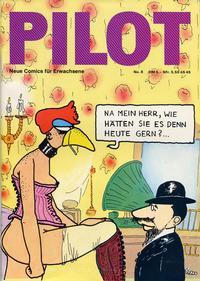 Cover Thumbnail for Pilot (Volksverlag, 1981 series) #8