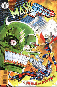 Cover Thumbnail for The Mask / Marshal Law (Dark Horse, 1998 series) #2