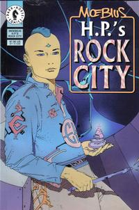 Cover Thumbnail for Moebius: H.P.'s Rock City (Dark Horse, 1996 series)