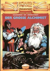 Cover Thumbnail for Schwermetall präsentiert (Kunst der Comics / Alpha, 1986 series) #2 - Vagabunden der Unendlichkeit 1 - Der grosse Alchimist