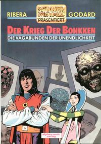 Cover Thumbnail for Schwermetall präsentiert (Kunst der Comics / Alpha, 1986 series) #16 - Die Vagabunden der Unendlichkeit 2 - Der Krieg der Bonkken