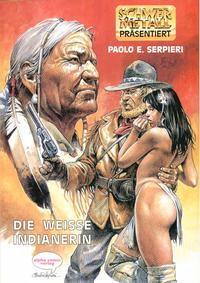 Cover Thumbnail for Schwermetall präsentiert (Kunst der Comics / Alpha, 1986 series) #24 - Die weiße Indianerin
