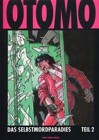 Cover Thumbnail for Schwermetall präsentiert (Kunst der Comics / Alpha, 1986 series) #69 - Das Selbstmordparadies 2
