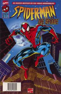Cover Thumbnail for Spider-Man (Panini Deutschland, 1997 series) #1