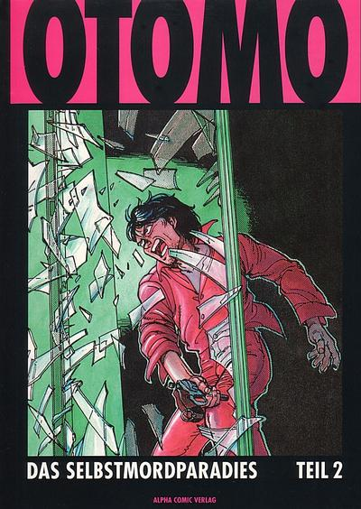 Cover for Schwermetall präsentiert (Kunst der Comics / Alpha, 1986 series) #69 - Das Selbstmordparadies 2